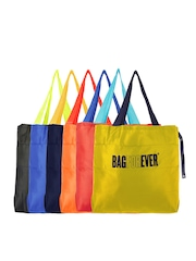 Be For Bag Women Pack of 6 Assorted Tote Bags