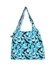 Be For Bag Women Multicoloured Printed Tote Bag