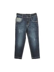 Beebay Boys Blue Denim Trousers