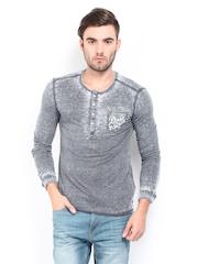 Being Human Clothing Grey T-shirt