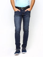 Being Human Men Blue Skinny Fit Jeans