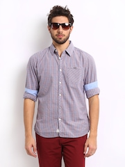 Being Human Clothing Men Multi-Coloured Casual Shirt