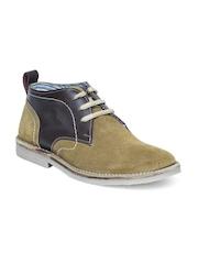 Big Boon Men Mushroom Brown Shoes
