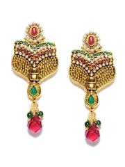 Bindhani Gold toned Earrings