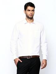 Blackberrys Men White Formal Shirt