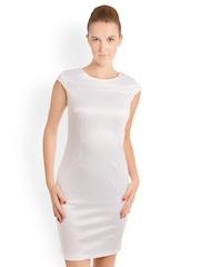Bombay High White Shift Dress