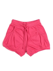 Bossini Kids Girls Pink Shorts