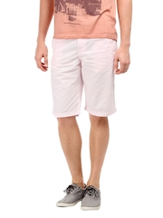 Breakbounce Men Cradle Pink Astral Chino Shorts