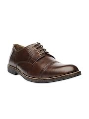 Bruno Manetti Men Brown Formal Shoes