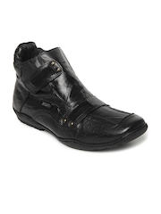 Buckaroo Men Black Boots