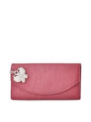 Butterflies Women Maroon Wallet