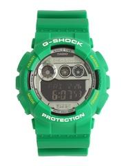 Casio G-Shock Men Green Digital Watch G505