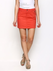 CAT Coral Red Specialist Skirt