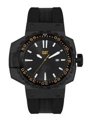 CAT Men Black Dial Watch D4.161.21.124