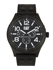CAT Men Black Dial Chronograph Watch NI16934131