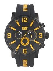 CAT Men Black Dial Watch NJ.169.21.137