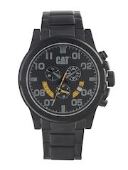 CAT Men Black Dial Watch PS.163.12.137