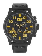 CAT Men Black Dial Watch PS.163.34.137