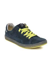 CAT Men Blue Council Casual Shoes