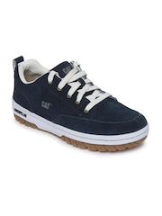 CAT Men Blue Decade Casual Shoes