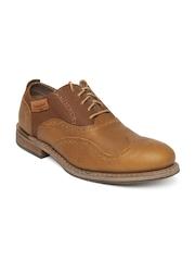 CAT Men Brown Dougald Casual Shoes