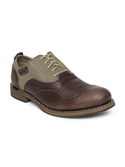 CAT Men Brown Dougald Casual Shoes