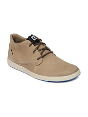 CAT Men Brown Parkdale Casual Shoes