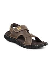 CAT Men Brown Sandals
