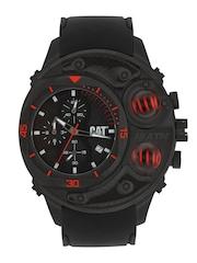 CAT Men Black Dial Chronograph Watch DU16321128