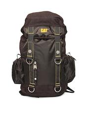 CAT Unisex Brown Municipal Backpack