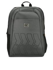 CAT Unisex Grey Check-In Backpack