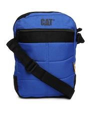 CAT Unisex Blue Ryan Tablet Bag