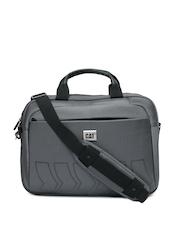 CAT Unisex Grey Duty-Free Laptop Bag