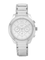 CAT Women Silver-Toned Dial Watch L6.319.11.222