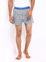 Calvin Klein Innerwear Men Multi-Coloured Striped Boxers U1718D-1RP
