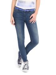 Calvin Klein Jeans Women Blue Jeans