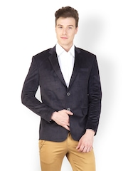 Canary London Men Navy Blue Blazer