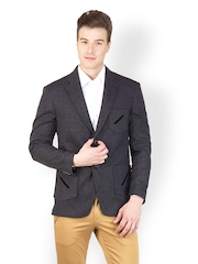 Canary London Men Grey Blazer