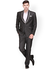 Canary London Men Black Suit