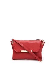 Cappucino Red Sling Bag