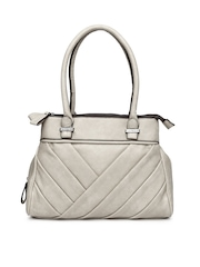 Caprese Grey Handbag