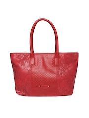 Caprese Red Handbag