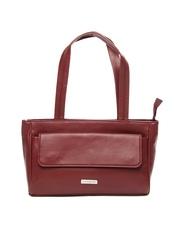Caprese Red Shoulder Bag