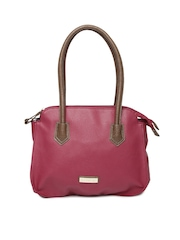 Caprese Pink Shoulder Bag