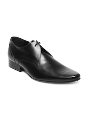 Carlton London Men Black Formal Shoes