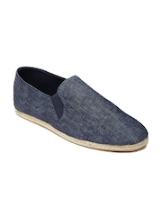 Carlton London Men Blue Casual Shoes