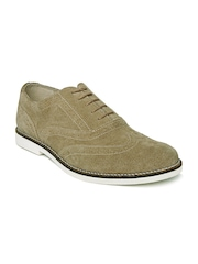 Carlton London Brown Casual Shoes