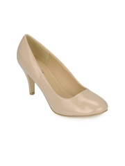 Carlton London Women Nude Coloured Heels