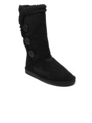Carlton London Women Black Boots