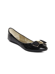 Carlton London Women Black Flat Shoes